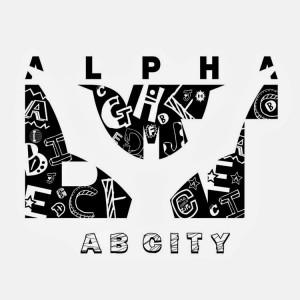 """Album art for Alpha:Bat's album """"AB City"""""""