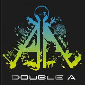 "Album art for AA's album ""Double A"""