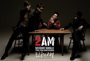 Album art for 2AM's Time For Confession