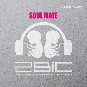 """Album art for 2BiC's album """"Soul Mate"""""""
