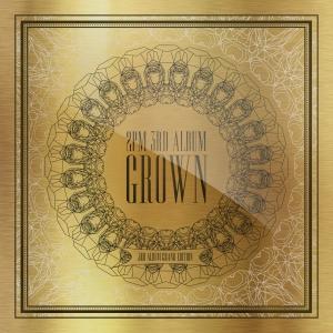 "Album art for 2PM's album ""Grown: Grand Edition"""