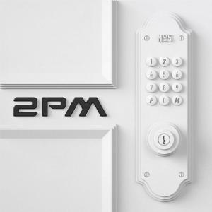 """Album art for 2PM's album """"No.5"""""""
