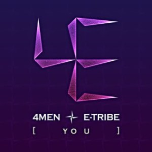 "Album artwork for 4MEN's album ""You"""