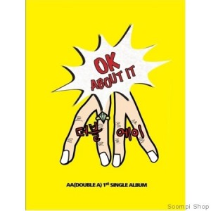 "Album Art for AA's album ""Ok About It"""