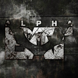"Album art for Alpha:bat's album ""Attention"""