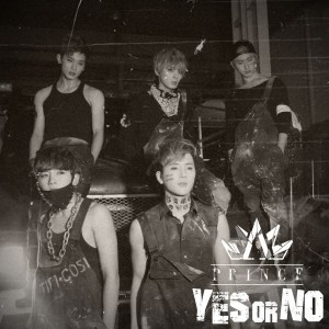 "Album art for A-Prince's album ""Yes Or No"""