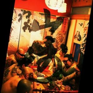 """Album art for Bang Yong Guk's album """"Yamazki"""""""