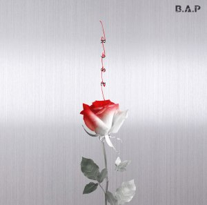 """Album art for B.A.P's album """"Rose"""""""
