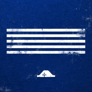 "Album art for Big Bang's album ""A"""