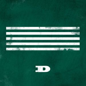"Album art for Big Bang's album ""D"""
