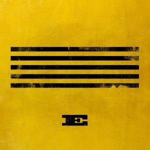 "Album art for Big Bang's album ""E"""