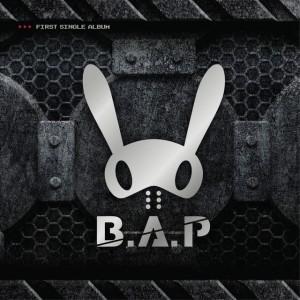 """Album art for B.A.P's album """"Warrior"""""""