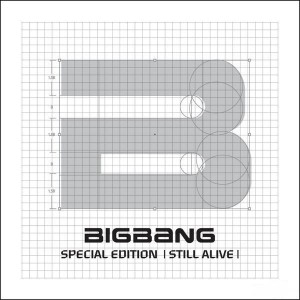 "Album art for Big Bang's album ""Still Alive"" the repackage of ""Alive"""