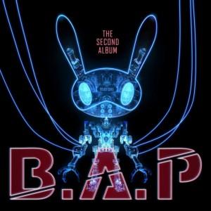 """The Album art for B.A.P's album """"Power"""""""