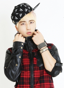 BOi's Dal promotional picture for debut.