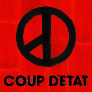 "The album art for G-Dragons album ""Coup D'etat"""