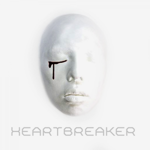 "Album art for G-Dragon's album ""Heartbreaker"""