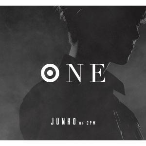 "Album art for Junho (2PM)'s album ""One"""