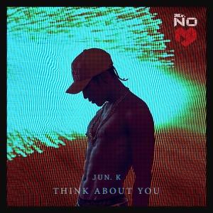 "Album art for Jun.K's album ""Mr. No Love (Mr. No♥)"""