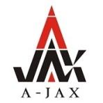 A-JAX's logo.