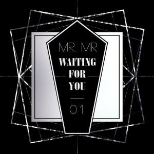 "Album art for MR.MR's album ""Waiting for you"""