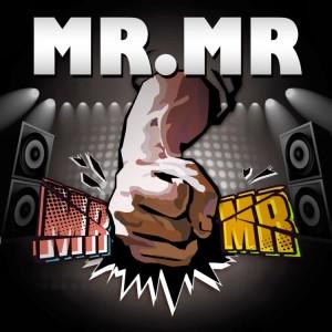 """album art for MR.MR's album """"MR.MR"""""""