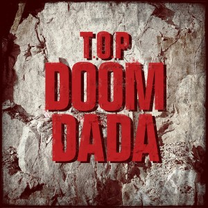 "The album art for TOP's album ""Doom Dada"""