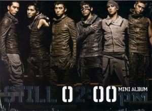 "Album art for 2PM's album ""Still 02:00PM"""