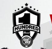 100%'s logo