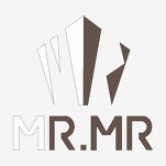 MR.MR group logo.