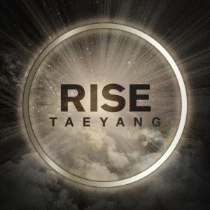 "Album art for Taeyang from Big Bang's album ""Rise"""