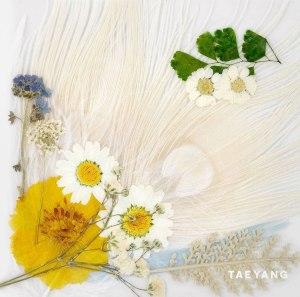 "Album art for Taeyang's album ""White Night"""