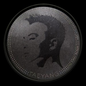 "The album art for Taeyang's album ""Hot"""