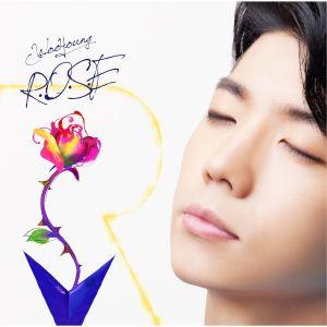 "Album art for Woo Youn (2PM)'s album ""R.O.S.E"""