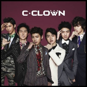 "Album art for C-Clown's album ""Shaking Heart"""