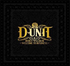 "Album art for D-Unit's album ""Welcome To Business"""