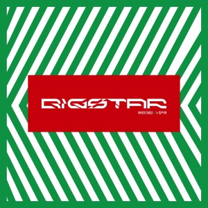 "The album art for BIGSTAR's album ""I Got That Feeling"""