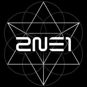 """Album art for 2NE1's album """"Crush"""""""