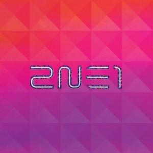 "Album art for 2NE1's album ""To Anyone"""