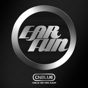 "Album art for CNBLUE's album ""Ear Fun"""