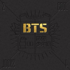 "Album art for BTS (Bulletproof Boyscout)'s album ""2 Cool 4 Skool"""