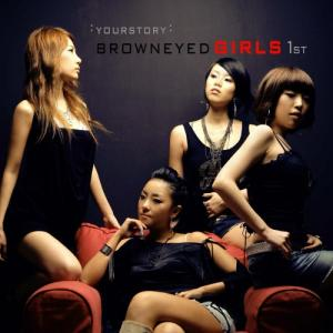 "The album art for Brown Eyed Girls's album ""Your Story (Repackage)"""