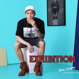 "Album art for 5Zic / Zick Jasper (M.I.B)'s album ""Exhibition Mixtape Vol 1"""