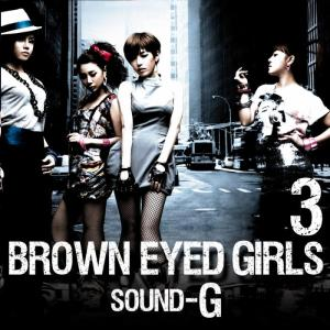 "The album art for Brown Eyed Girls's album ""Sound-G"""
