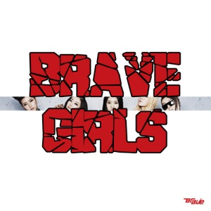 "Album art for Brave Girls's album ""The Difference"""