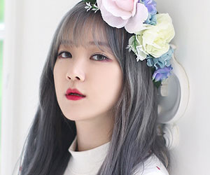"9Muses's Keumjo promotional picture for ""Love City"""