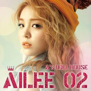 "Album art for Ailee's album ""A's Dollhouse"""