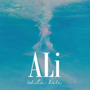 "Album art for ALi's album ""White Hole"""