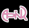 APink's logo.