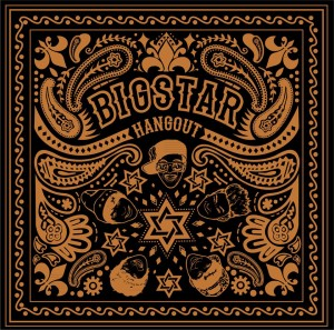 "The album art for BIGSTAR's album ""Hangout"""